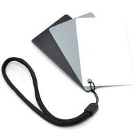 Серая карта ForSLR White/Black/Grey Card (18%)