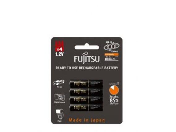 Аккумулятор Fujitsu HR-4UTHCEX (4B) AAA, 900 mAh x 4шт.