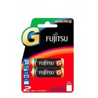Батарейка Fujitsu LR06G (2B) AA x 2 шт. (Alkiline)