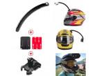 Крепление на шлем GoPro Helmet Mount аналог