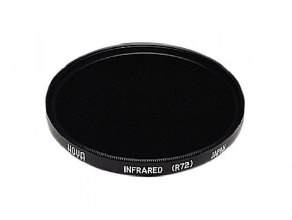 Светофильтр Hoya Infrared R 72 52mm