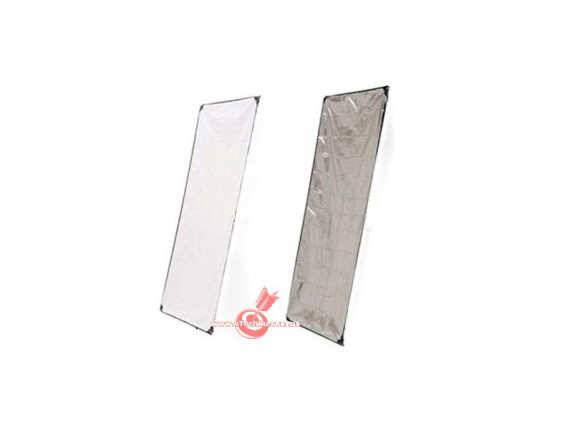 Панель на отражатель HYUNDAE PHOTONICS White/Metal Silver 80x120см