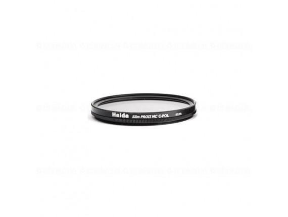 Светофильтр Haida Slim ProII multi-coating C-POL Filter 77mm