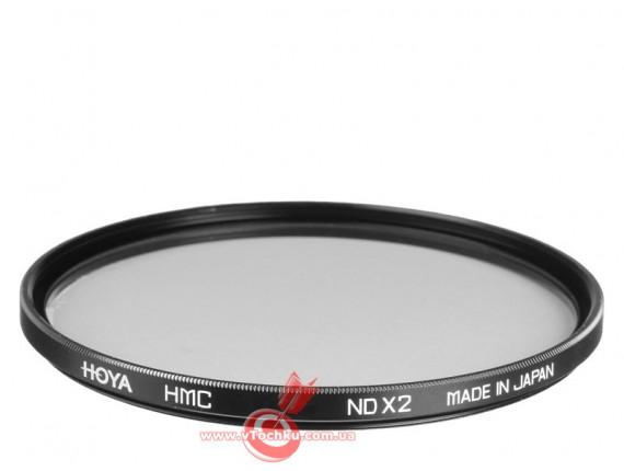 Светофильтр Hoya HMC NDX2 58mm
