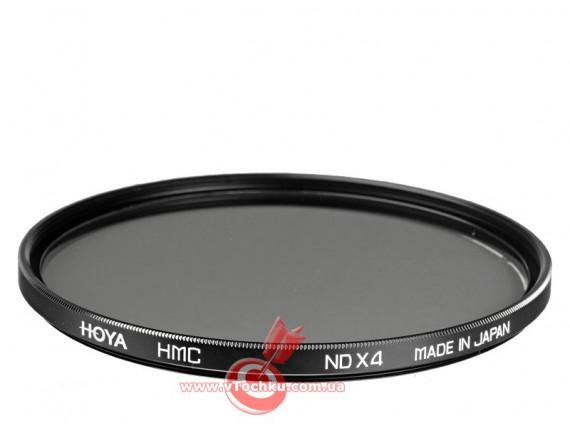 Светофильтр Hoya HMC NDX4 62mm