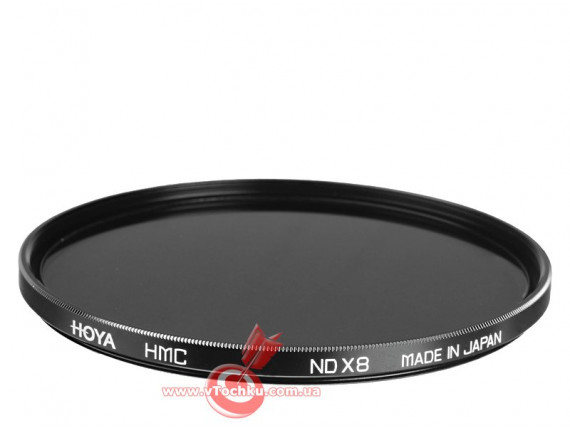 Светофильтр Hoya HMC NDX8 49mm