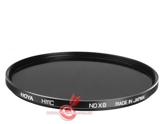 Светофильтр Hoya HMC NDX8 58mm