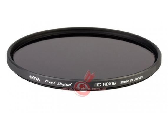 Светофильтр Hoya NDX16 Pro1 Digital 52mm