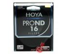 Светофильтр Hoya Pro ND 16 62mm