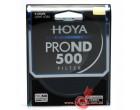 Светофильтр Hoya Pro ND 500 72mm