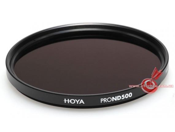 Светофильтр Hoya Pro ND 500 82mm