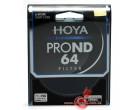 Светофильтр Hoya Pro ND 64 82mm