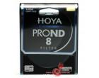 Светофильтр Hoya Pro ND 8 77mm