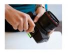 Штатив Joby GorillaPod SLR Zoom & Ball Head Bundle (Black/Red)