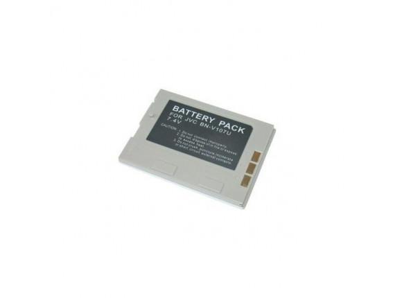 Аккумулятор JVC BN-V107U - ExtraDigital (DV00DV1185)