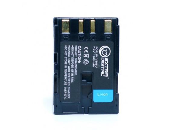 Аккумулятор JVC BN-V408 - ExtraDigital (BDJ2482)
