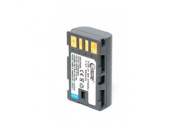 Аккумулятор JVC BN-VF808 - ExtraDigital (DV00DV1196)