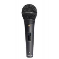 Кардиодный динамический микрофон Rode M1-S
