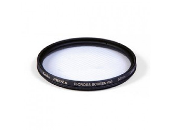 Светофильтр Kenko Pro1D R-Cross Screen 58mm