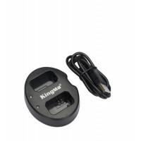 Зарядное устройство Kingma Dual charger for Sony NP-FW50