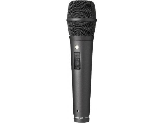 Концернтый конденсаторный микрофон Rode M2