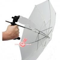 Фотозонт LASTOLITE 50cm с держателем вспышки Brolly grip kit (2126)