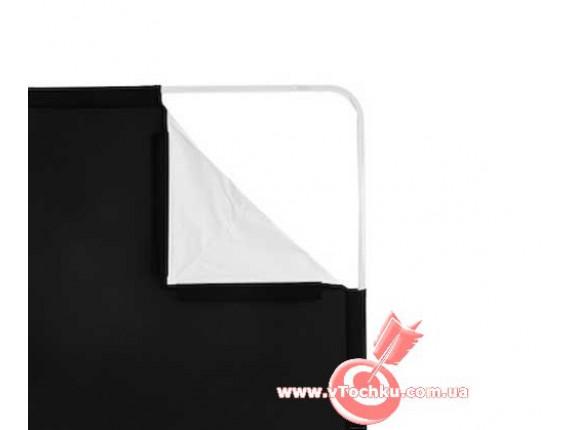 Панель отражающая LASTOLITE для Skylite 110x200см Black/White (81221)