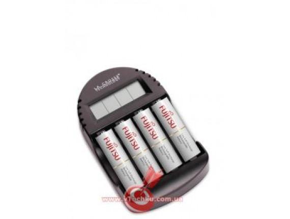 Зарядное устройство La Crosse BC 250 + Fujitsu 1900mAh x 4шт