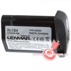 Аккумулятор Сanon LP-E4 - Lenmar (DLCE4)