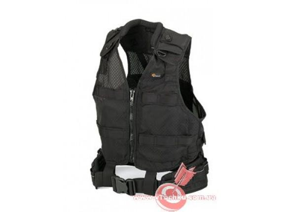 Жилет Lowepro S&F Deluxe Belt and Vest Kit (L/XL)