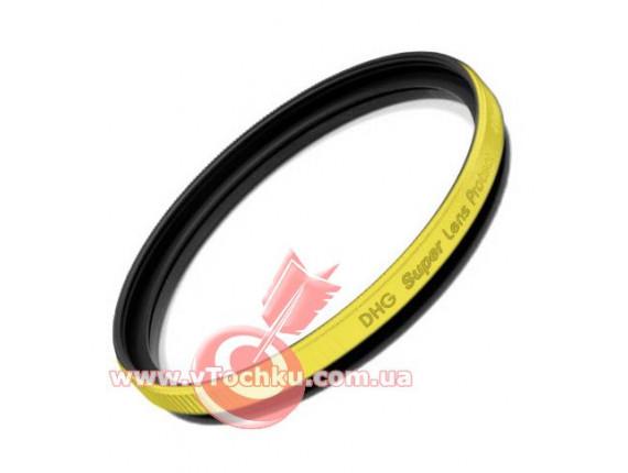 Светофильтр Marumi DHG Super Lens Protect Yellow 52mm