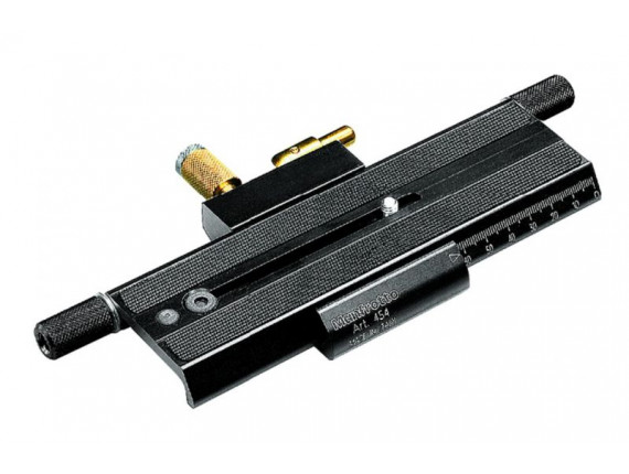 Адаптер Manfrotto 454 MICROPOSITION PLATE
