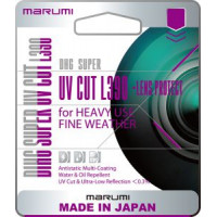Светофильтр Marumi DHG Super UV + Lens Protect 82mm