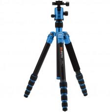 Штатив MeFoto GlobeTrotter Blue (A2350Q2B)