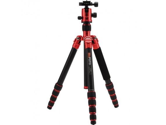 Штатив MeFoto GlobeTrotter Red (A2350Q2R)