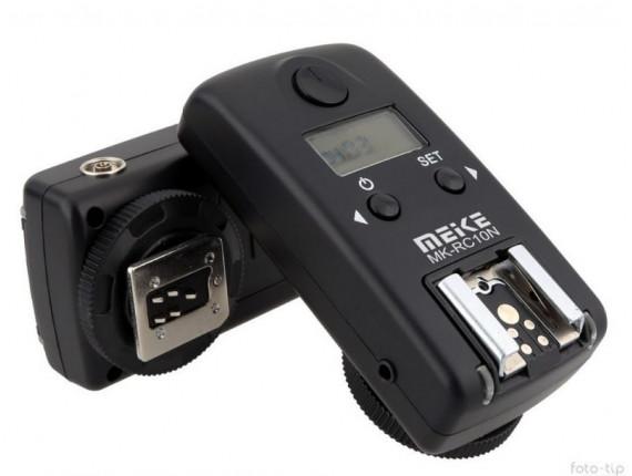 Радиосинхронизатор Meike MK-RC10-N3 TTL for Nikon