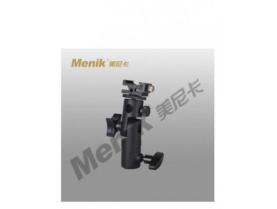 Держатель вспышки и зонта Menik JM-28