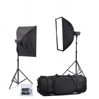 Набор студийного света Menik SM-300-3 Softbox KIT