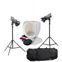 Набор студийного света Menik SM-300-4 Macro KIT