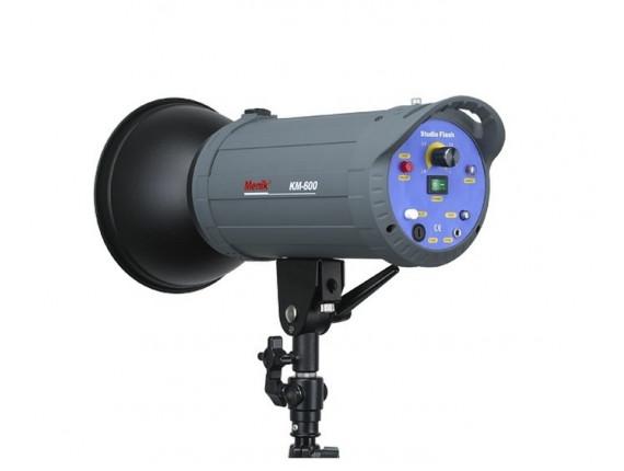 Студийная вспышка Menik KM-400 (400Дж)