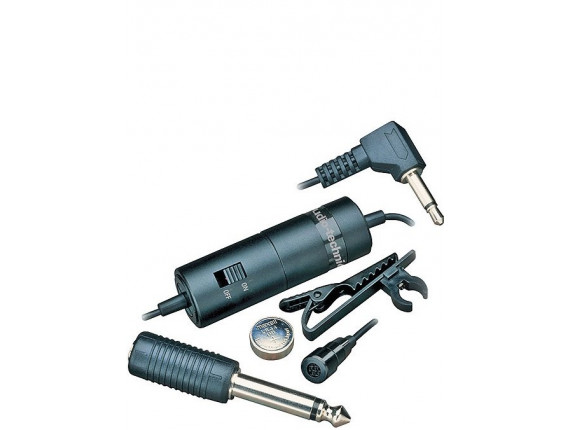 Микрофон петличный Audio-technica ATR 3350
