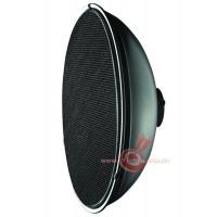 Рефлектор Mircopro 550 Beauty Dish 55cm Kit (рефлектор+соты+диффузор)