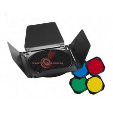 Рефлектор Mircopro BD-200 соты с цветными фильтрами