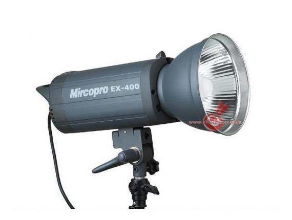 Студийная вспышка Mircopro EX-400