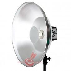 Рефлектор Paul C. Buff Beauty Dish Silver High Output 22-inch 56cm (22HOBD)