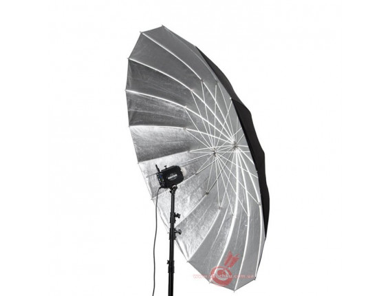 Фотозонт Paul C. Buff PLM Parabolic Umbrella Soft Silver 86 (PLM86U-SS)
