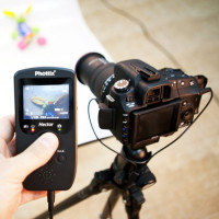 Пульт Phottix Hector Live-View Wired Remote C8P4 for Canon 5D Mark II
