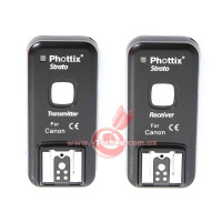 Радиосинхронизатор Phottix Strato 2.4GHz 4 in 1 for Canon