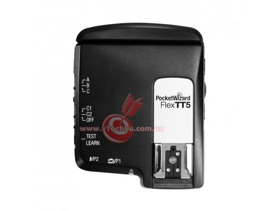 Радиосинхронизатор PocketWizard FLEX TT5 for Nikon i-TTL
