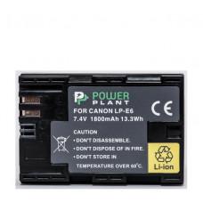 Аккумулятор Canon LP-E6 Full Chip - PowerPlant (DV00DV1243)